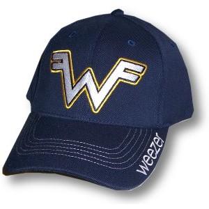 Weezer - WWF Concert Logo - Baseball Hat