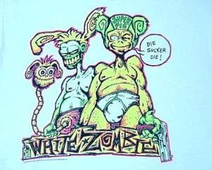White Zombie - Die Sucker - Shirt