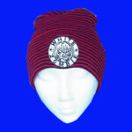 White Zombie - Red Stripped - Beanie