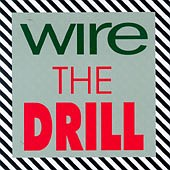 Wire - The Drill - Cassette tape on Mute Records