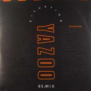 Yazoo - Situation - 7 Inch Yaz Depeche Mode on Mute Records