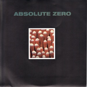Absolute Zero - No Escape - Allied Recordings 7 Inch Vinyl Record