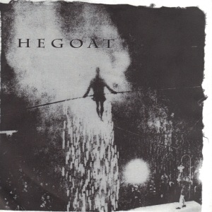 Hegoat - Edict - Allied Recordings 7 Inch Vinyl Record