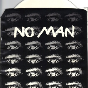 No Man - Diamondback - Roger Miller 1991 SST 7 Inch WHITE Vinyl Record NEW