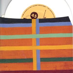 Pell Mell - Smoke - 1991 SST 7 Inch WHITE Vinyl Record