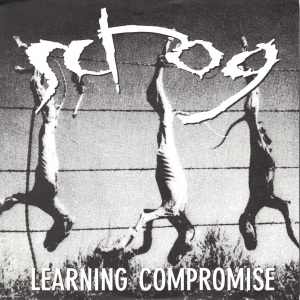 Scrog - Learning Compromise - Allied Recordings 7 Inch Vinyl Record