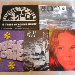 V/A - 13 Years Of Losing Money - Gasatanka 7 Inch Records Box Set