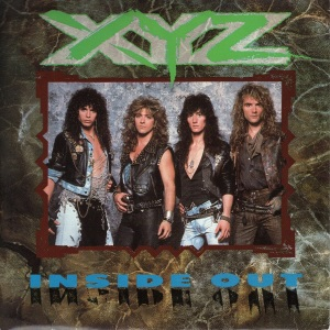 XYZ - Inside Out - Don Dokken 1989 Enigma 7 Inch Vinyl Record