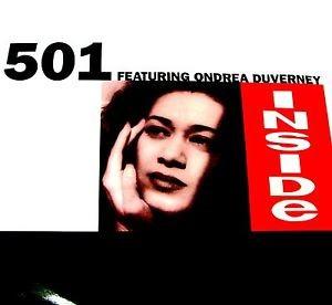 501 Featuring Ondrea Duverney - Inside