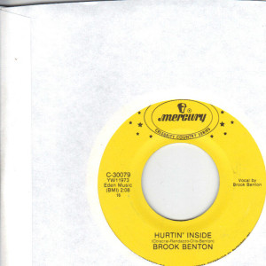 Brook Benton - It's Just A Matter Of Time - 7 inch vinyl
