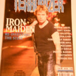 Terrorizer Magazine Issue 84 November 2000