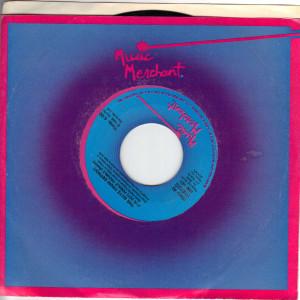 The Boyz From Detroit - Female Trouble - 7 inch vinyl