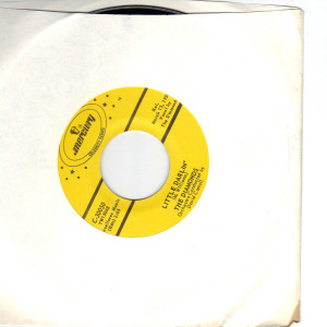 The Diamonds - Little Darlin - 7 inch vinyl