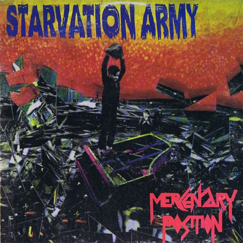 Starvation Army Mercenary Position Vinyl Album On Rave