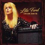 Lita Ford - Live San Juan 92