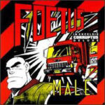 Foetus - Male - Double cassette tape on Big Cat Records