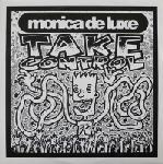 "Monica - Take Control - 12"" Vinyl Single on CT Records"