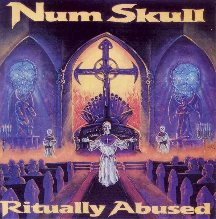 Nun Skull - Ritually Abused