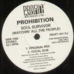 Prohibition - Soul Survivor