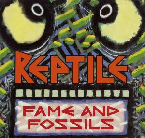 Reptile - Fame And Fossils - Vinyl album on Rough Trade Records