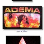 Adema - Burning Girl - Large Shirt