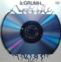 a;GRUMH - A Hard Days Knight - Cassette tape on Wax Trax Records