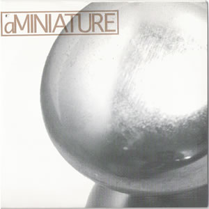 Aminiature - Foreign Room - Grey Swirl Vinyl Seven Inch Produced by Drive Like Jehu