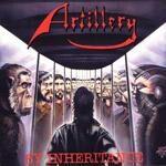 Artillery - By Inheritance - Denmark thrash metal cassette tape on Roadrunner Records