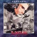 Carcass - Swansong - Grind thrash cassette tape on Earache Records