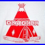 Cracker - Indian Teepee - Shirt