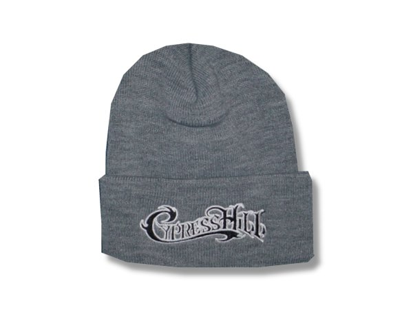 Cypress Hill - Black Logo - Beanie