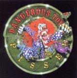 Dangerous Toys - Pissed - Cassette tape on DMZ Records