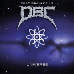DBC (Dead Brain Cells) - Universe - Cassette tape on Relativity Records