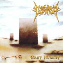 Disgrace - Grey Misery - Vinyl Album
