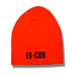 Ex-Con - Jumpsuit Orange - Beanie