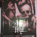 The Freeze - Token Bones - Record store promotional poster