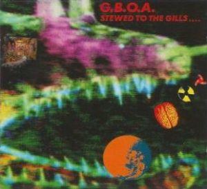 Gaye Bykers On Acid - Stewed To The Gills - Vinyl album on Caroline Records