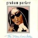 Graham Parker - The Mona Lisas Sister - Cassette tape on Demon Records