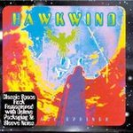Hawkwind - Palace Springs - Cassette tape on Roadracer Records