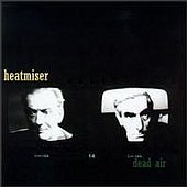 Heatmiser - Dead Air - Cassette tape on Frontier Records
