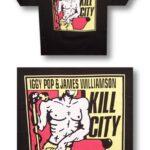 Iggy Pop - Kill City - Shirt