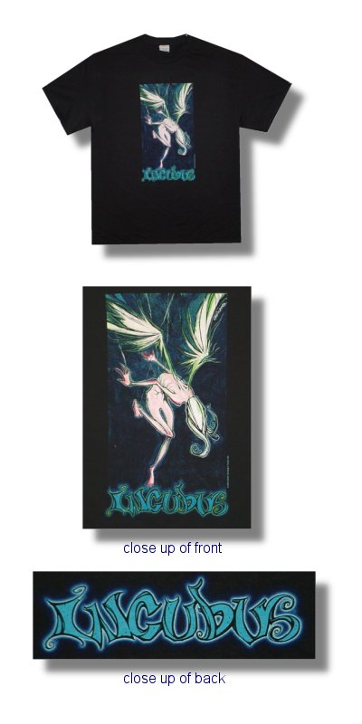 Incubus - Fallen Angel - Shirt