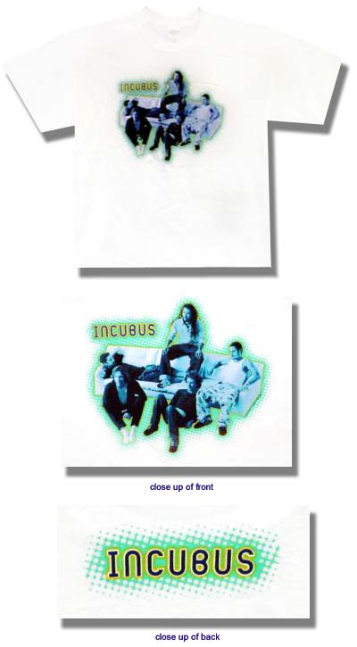 Incubus - I Miss You - Shirt