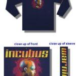 Incubus - Megalomanica - Long Sleeve Shirt