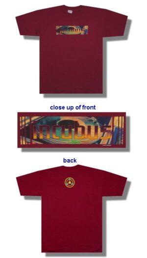 Incubus - Morning View - Shirt