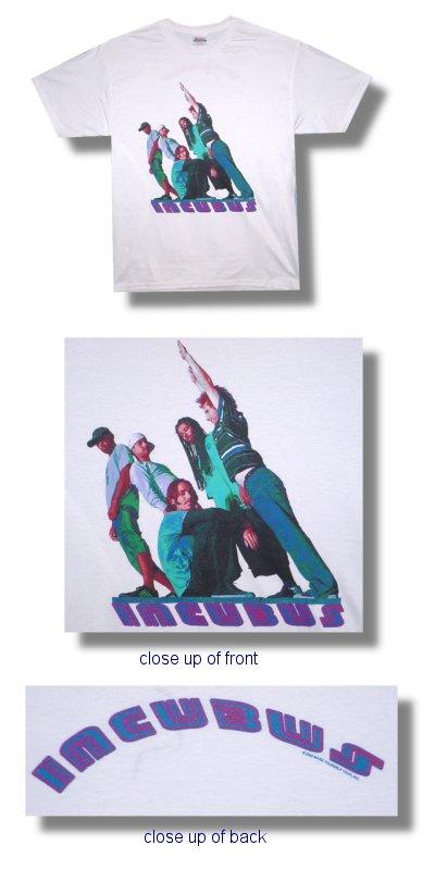 Incubus - Pardon Me - Shirt