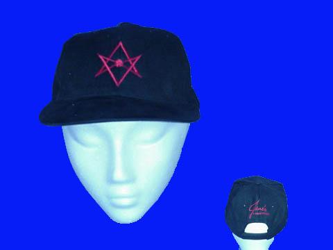 Janes Addiction - Red Star Logo - Baseball Hat