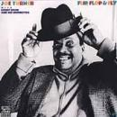 Joe Turner With The Count Basie Orchestra - Flip Flop And Fly - Cassette tape on Pablo Records