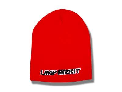 Limp Bizkit - Red Logo - Beanie