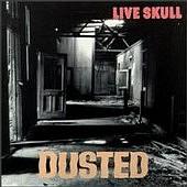 Live Skull - Dusted - Cassette tape on Caroline Records